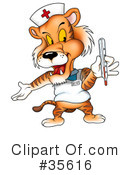 Tiger Clipart #35616 by dero