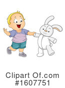 Toddler Clipart #1607751 by BNP Design Studio