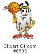 Tooth Clipart #8600 by Toons4Biz