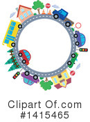 Traffic Clipart #1415465 by visekart