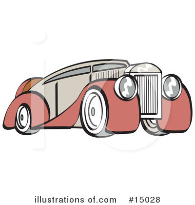 Car Clipart #15028 by Andy Nortnik