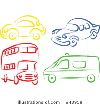 Double Decker Clipart #48959 by Prawny
