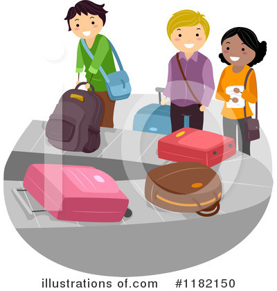 Airport Clipart #1182150 by BNP Design Studio