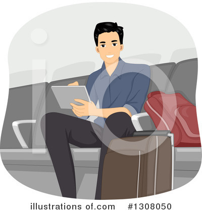Airport Clipart #1308050 by BNP Design Studio