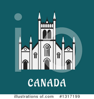 Canada Clipart #1317199 by Vector Tradition SM