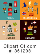 Travel Clipart #1361298 by Vector Tradition SM