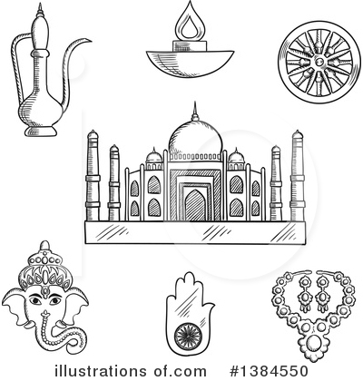 Jewelry Clipart #1384550 by Vector Tradition SM