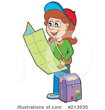 Clip Art Traveling Clipart traveling clipart 213035 illustration by visekart royalty free rf visekart
