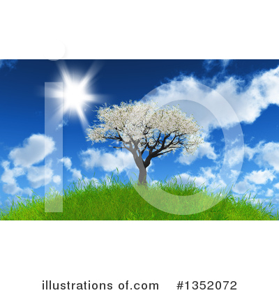 Spring Time Clipart #1352072 by KJ Pargeter