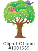 Tree Clipart #1601639 by visekart