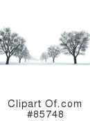 Trees Clipart #85748 by Mopic