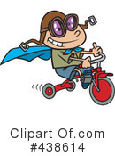 Trike Clipart #438614 by toonaday