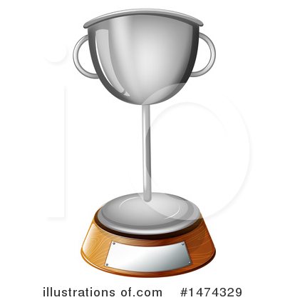 Royalty Free RF Trophy Clipart Illustration 1474329 By Graphics