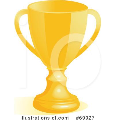 Trophy Clipart #69927 - Illustration by elaineitalia