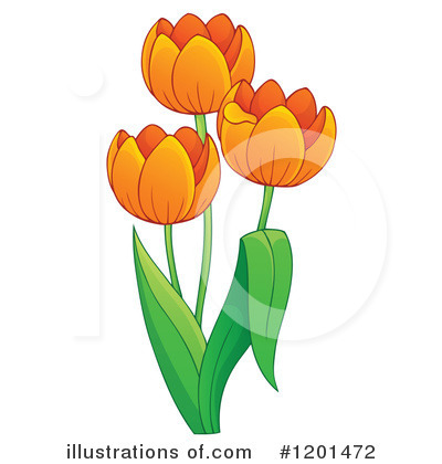 Flower Clipart #1201472 by visekart