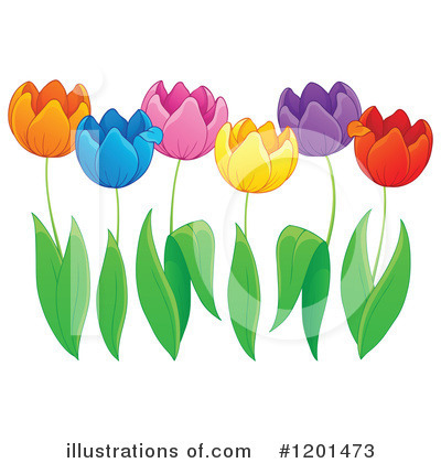 Flower Clipart #1201473 by visekart