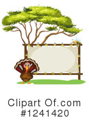 Turkey Clipart #1241420 by Graphics RF