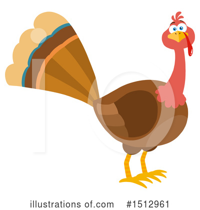 Thanksgiving Clipart #1512961 by Hit Toon