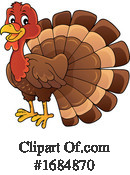 Turkey Clipart #1684870 by visekart