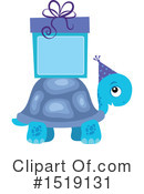 Turtle Clipart #1519131 by visekart