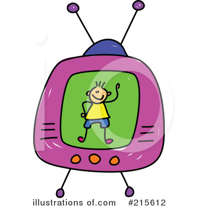 Tv Clipart #215612 - Illustration by Prawny