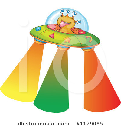 Ufo Clipart #1129065 by Graphics RF