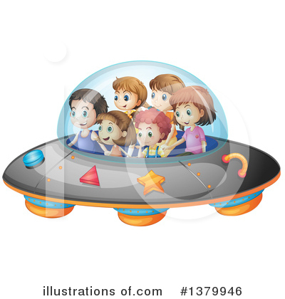 Ufo Clipart #1379946 by Graphics RF