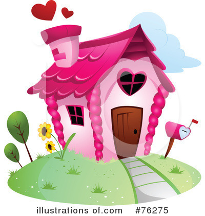 House Clipart #76275 by BNP Design Studio