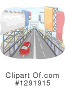 Urban Clipart #1291915 by BNP Design Studio