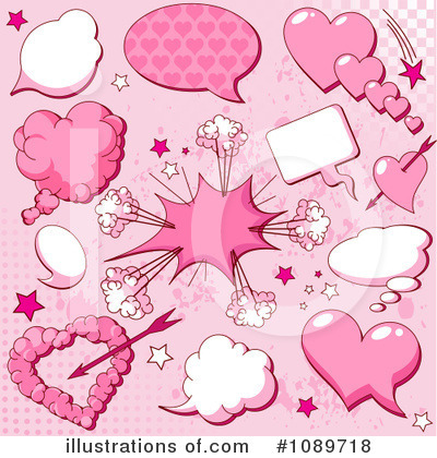 Valentines Day Clipart #1089718 by Pushkin
