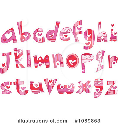Letter X Clipart #1089863 by yayayoyo