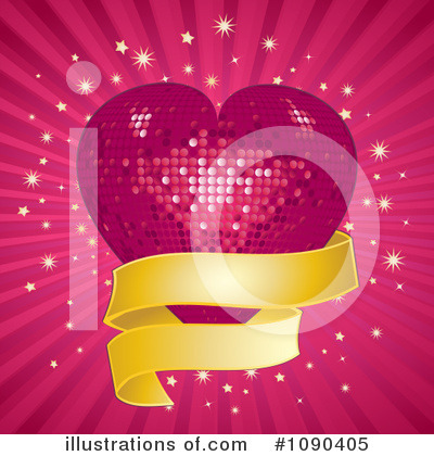 Heart Clipart #1090405 by elaineitalia