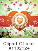 Valentines Day Clipart #1102124 by merlinul