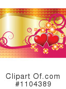 Valentines Day Clipart #1104389 by merlinul