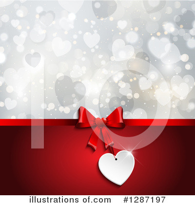 Valentines Day Clipart #1287197 by KJ Pargeter