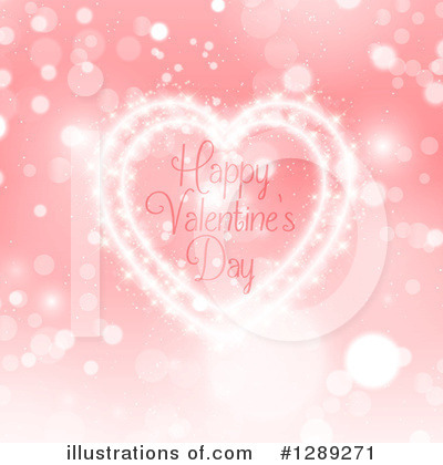 Valentines Day Clipart #1289271 by KJ Pargeter
