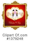 Valentines Day Clipart #1379248 by merlinul