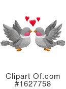 Valentines Day Clipart #1627758 by Vector Tradition SM