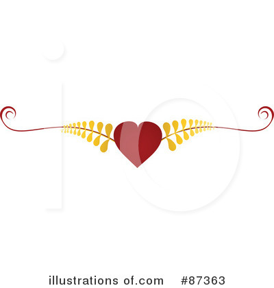 Heart Clipart #87363 by elaineitalia