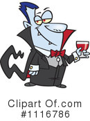 Vampire Clipart #1116786 by toonaday