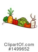 Vegetable Clipart #1499652 by BNP Design Studio