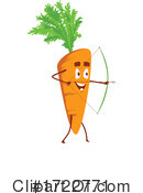 Vegetable Clipart #1722771 by Vector Tradition SM
