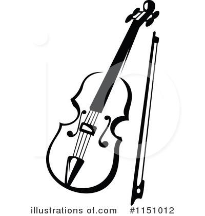 violin clipart #1151012 - illustrationvector tradition sm