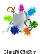 Virus Clipart #1719547 by AtStockIllustration