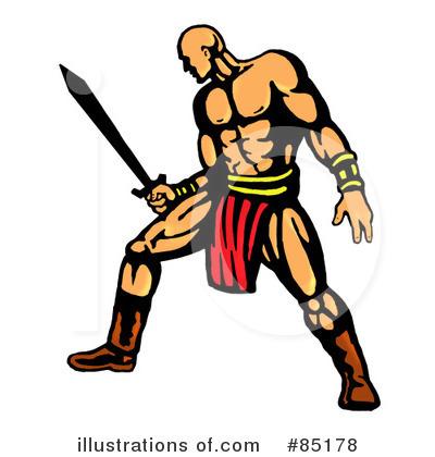 warrior clipart 85178 illustration by patrimonio rh illustrationsof com clipart warrior head viking warrior clipart