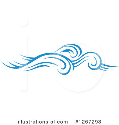 waves clipart 1267293 illustration by vector tradition sm rh illustrationsof com waves clipart png waves clipart free