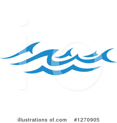 waves clipart 1270905 illustration by vector tradition sm