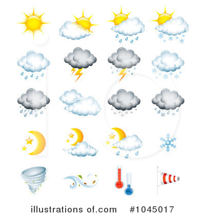 weather clipart 1045017 illustration by ta images rh illustrationsof com weather free clipart images free clipart weather symbols