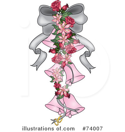 Wedding Bells Clipart.Wedding Bells Clipart 74007 Illustration By Pams Clipart