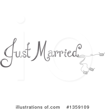 Wedding Clipart #1359109 by BNP Design Studio